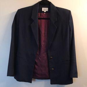 Jackets & Blazers - ✨ BUNDLE: 5 for $20 Navy blue blazer